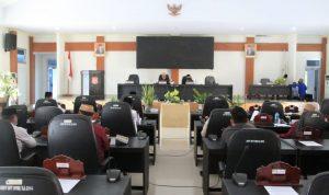 DPRD Bone Bolango Gelar Paripurna terkait Hasil Reses Dapil