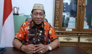 Kepala Dinas Dikpora Boalemo Hasan Makuta