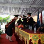 Universitas Negeri Gorontalo (UNG) Menggelar Wisuda