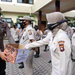 Polda Gorontalo Galang Dana Untuk Korban Musibah Gempa Di Sulbar