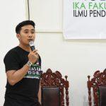 Zulfikar M. Tahuru Resmi Nahkodai IKA FIP UNG