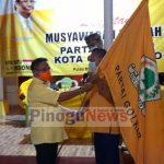Pimpin Golkar Kota Lagi, Modal Marten Taha Bertarung Gubernur Gorontalo
