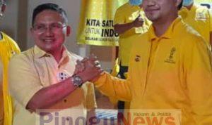 Rekomendasi Musda : Marten Taha Calon Gubernur dan Ryan F Kono Calon Walikota Gorontalo