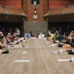 Pejabat Gorontalo bersama Menparekraf RI