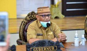 Gubernur Gorontalo Rusli Habibie Mangkir Dipersidangan Korupsi GORR