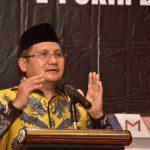 Walikota Gorontalo Marten Taha Gelar Raker Awal Tahun Di Manado