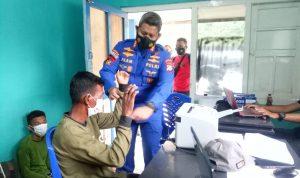 Tim Gabungan DIT Polair Polda Gorontalo Berhasil Amankan Tiga Pelaku Bom Ikan