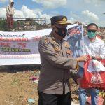 Bid.Humas Polda Gorontalo bersama Pers