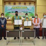 UNG dan Kanwil Kemenag Provinsi Gorontalo