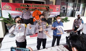 Team Rajawali Polres Gorontalo Kota