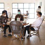 Bupati Bone Bolango Hamim Pou menghadiri RUPS Bank SulutGo