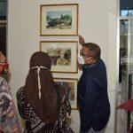Karya Seni Perupa Gorontalo Dipamerkan Melalui Event Enzim