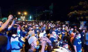 Ratusan Masyarakat Berbondong-bondong mengikuti tradisi Koko'o