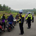 Aksi Balap Liar Gorontalo