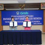 Bhayangkari dan PT. Grab Tehnologi Indonesia