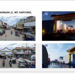 Rencana Gambaran Jalan di M.T Haryono