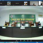 Fakultas Hukum UNG Gelar Diskusi Virtual bersama PN Gorontalo