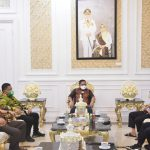 Walikota Gorontalo Marten Taha terima kunjungan Silatnas III