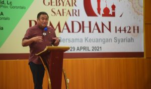 Wakil Ketua DPR Rachmat Gobel Berharap Gorontalo Menjadi Kawasan Ekonomi Halal