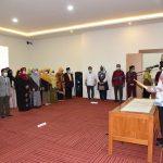 Rektor Universitas Negeri Gorontalo Eduart Wolok